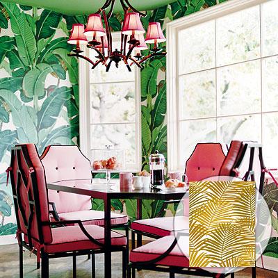 Nicky Hilton, Wallpaper, Decorate Like the Stars