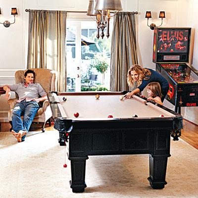 Jennie Garth, Stars at Home
