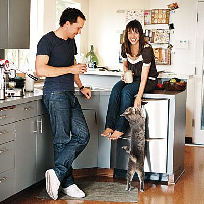 Constance Zimmer - Inside Stars' Homes - Celebrity Life, etc ...