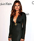 Eva Mendes, Calvin Klein, Fashion Week