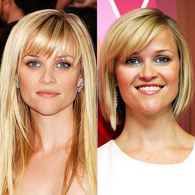 reese witherspoon hair 2010. Reese Witherspoon, Hair