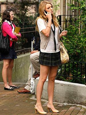 episode 204 gossip girl season two get the look