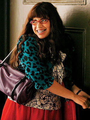 america ferrera ugly betty makeover. America Ferrera