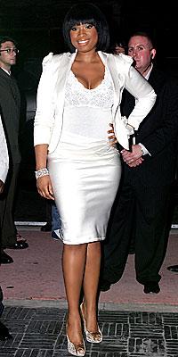 Jennifer Hudson, Donna Karan, Day-to-Night, Holiday Dresses