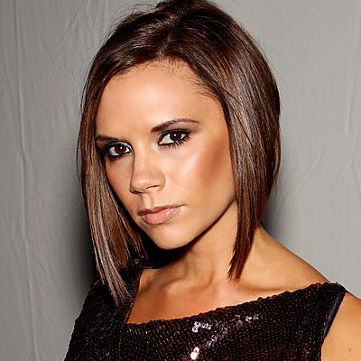 victoria beckham haircut. Victoria Beckham