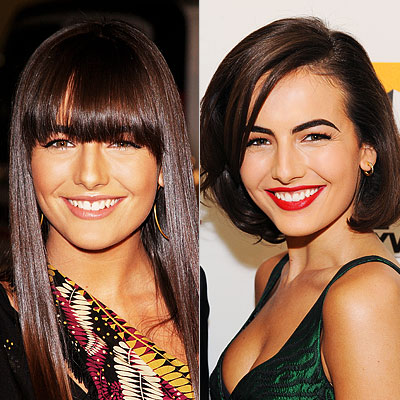 camilla belle hair. Camilla Belle - Top Hair