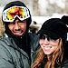 Nick Cannon, Mariah Carey, Sighting in Aspen, Stars Celebrate the Holidays