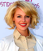 Katherine Heigl, hair