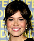 Mandy Moore, Tarte Cheek Stain in Flush, tinted moisturizer, blush