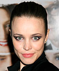 Rachel McAdams, Laura Mercier Ponytail Brush, tools, eye shadows