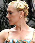 Gwen Stefani, hair