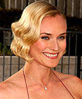 Diane Kruger, Aveda Flaxseed Aloe Sculpturing Gel, hair