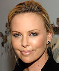 Charlize Theron, Mally Beauty City Chick Nude Lip kit, lipsticks, makeup