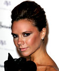 Victoria Beckham, Ted Gibson Beautiful Hold hairspray, hair