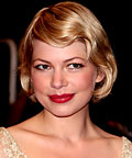 Michelle Williams, Bobbi Brown Creamy Lip Color, lipsticks