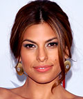 Eva Mendes,Clinique Color Surge Butter Shine Lipstick in Ambrosia, lipstick