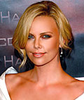 Charlize Theron, Laura Mercier Metallic Creme Eye Colour in Gold, eye shadows