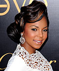 Ashanti, Fekkai Sherr Hold Hairspray, hair