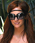 Ashlee Simpson, Vanessa Hudgens, Nightcap Clothing Fairy Headband, hair accessories