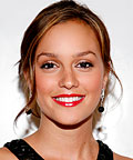 Leighton Meester, Dior Addict High Shine Lipstick in Flamenco Red, lipsticks