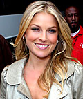 Ali Larter   Ali Larter, Studio IM Featherweight Black Head Wrap, hair, hair accessories