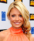Kelly Ripa, hair