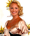 Katherine Heigl, Neutrogena Body Oil
