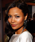 Thandie Newton, lip gloss, Vincent Longo