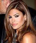 Eva Mendes, lips, L'Occitane Shea Butter Lip Balm Stick