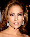 Jennifer Lopez, eyes, e.l.f Cosmetics Eye Shadow Applicators
