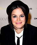 Rachel Bilson, hats, Bumble & Bumble Does It All Spray