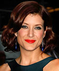 Kate Walsh, lipstick, Nars