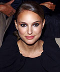 Natalie Portman, eyes, eyeliner