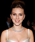 Scarlett Johansson, blush