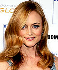 Heather Graham, hair color