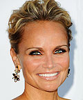 Kristin Chenoweth, eye shadow