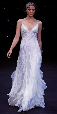 FashionDesigners - Bridal Gown Collections - Spring 2009 Bridal Photos at InStyle.com