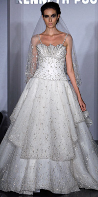 FashionDesigners - Bridal Gown Collections - Fall 2009 Bridal Photos at InStyle.com