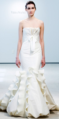 FashionDesigners - Bridal Gown Collections - Spring 2009 Bridal Photos at InStyle.com :  chic instyle color designers