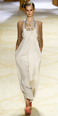 3.1 Phillip Lim - Runway Photos - Spring 2009 Runway at InStyle.com :  spring runway slinky phillip lim