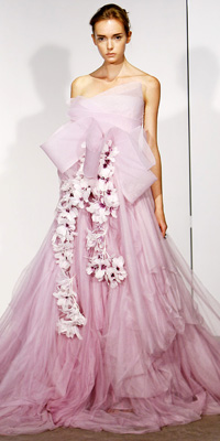 Marchesa - Runway Photos - Spring 2009 Runway at InStyle.com
