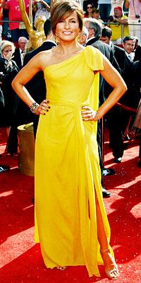 Mariska Hargitay, Emmys