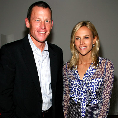 Lance Armstrong Tory Burch