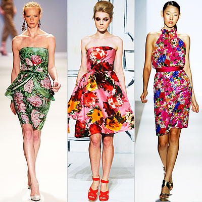 High  Fashion Blog on An End But The Floral Trends Are Still Rocking The High Street Stores