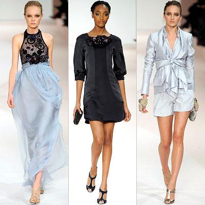модные прически 2009г весна