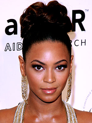 Beyonce Knowles - Wedding Hair - InStyle.com