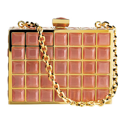 Leiber - Accessories Report: Evening - Look Your Best Accessories tab - Look Your Best - None - In Style :  women accessories designer fashion