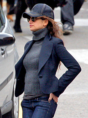 penelope cruz jeans. Not