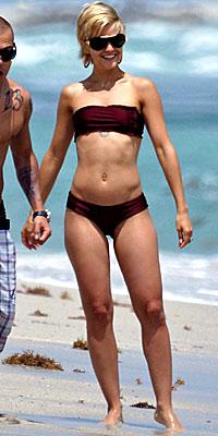 Mena Suvari, Salt Swimwear, bikini, Patrick Murphy, star bikini, fitness