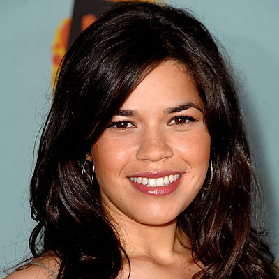 america ferrera haircut. more makeup stars.